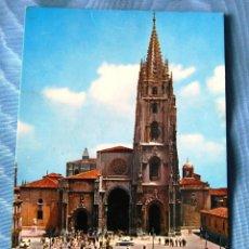 Postales: CATEDRAL DE OVIEDO.. Lote 133542770