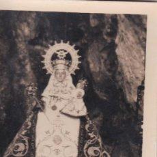 Postales: POSTAL DE COVADONGA - ASTURIAS - LA SANTINA. Lote 133613310
