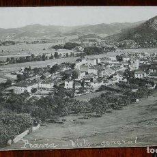 Postales: FOTO POSTAL DE PRAVIA, ASTURIAS, VISTA GENERAL, NO CIRCULADA, ORIGINAL 100%. . Lote 133614670