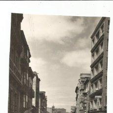 Postales: AVILÉS - CALLE DEL GENERALÍSIMO FRANCO - Nº 1016. Lote 134235586