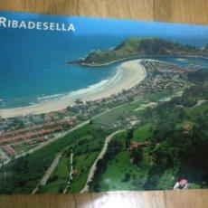 Postales: RIBADESELLA. Lote 134347518