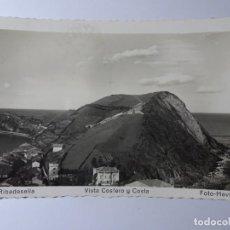 Postales: ANTIGUA POSTAL DE RIBADESELLA, FOTO HEVIA, VER FOTOS. Lote 135315418
