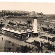 Postales: GIJÓN (OVIEDO) - FOTO POSTAL CLUB NÁUTICO - Nº141 EDICIONES ARRIBAS . Lote 135894782
