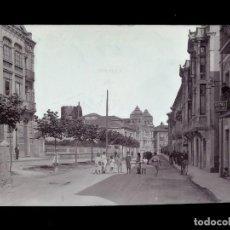 Postales: LLANES - CLICHE ORIGINAL - NEGATIVO EN CELULOIDE - AÑOS 1900-1920 - FOTOTIP. THOMAS, BARCELONA. Lote 137688466