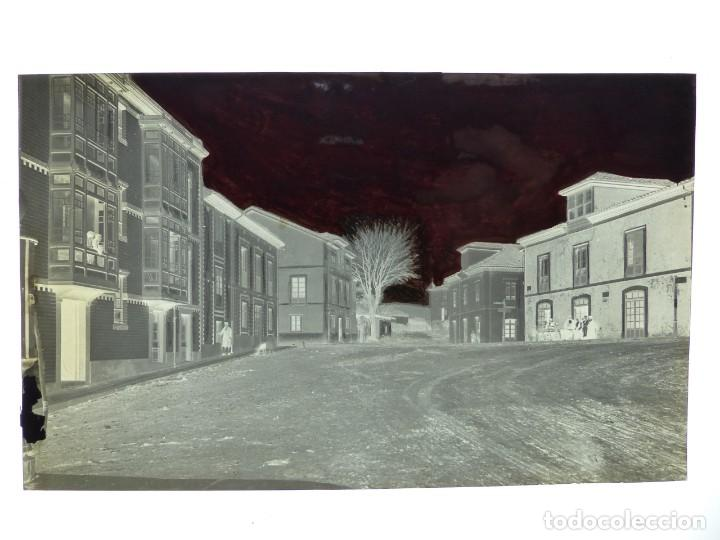 Postales: SOTO DEL BARCO - CLICHE ORIGINAL - NEGATIVO EN CELULOIDE-1900-1920- FOTOTIP. THOMAS, BARCELONA - Foto 2 - 137688910