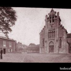 Postales: SAN JUAN DE LA ARENA - CLICHE ORIGINAL - NEGATIVO EN CELULOIDE-1900-1920- FOTOTIP. THOMAS, BARCELONA. Lote 137688986
