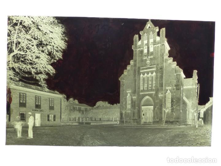 Postales: SAN JUAN DE LA ARENA - CLICHE ORIGINAL - NEGATIVO EN CELULOIDE-1900-1920- FOTOTIP. THOMAS, BARCELONA - Foto 2 - 137688986