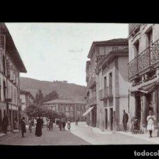 Postales: CANGAS DE ONIS - CLICHE ORIGINAL - NEGATIVO EN CELULOIDE - 1900-1920 - FOTOTIP. THOMAS, BARCELONA. Lote 137689130