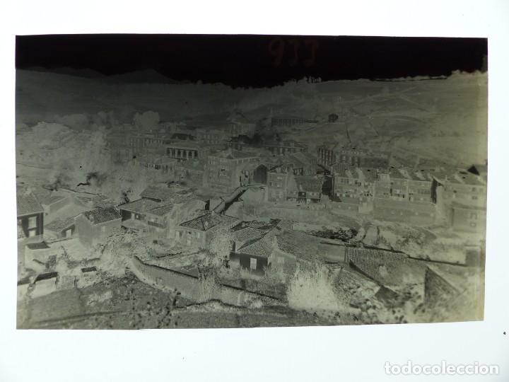 Postales: INFIESTO - CLICHE ORIGINAL - NEGATIVO EN CELULOIDE - AÑOS 1900-1920 - FOTOTIP. THOMAS, BARCELONA - Foto 2 - 137689250