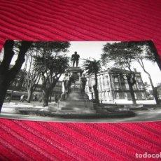 Postales: ANTIGUA POSTAL DE AVILÉS.MONUMENTO A DON PEDRO MENÉNDEZ. Lote 137747698
