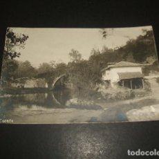 Postales: CECEDA NAVA ASTURIAS POSTAL FOTOGRAFICA 1910 VISTA. Lote 139125658