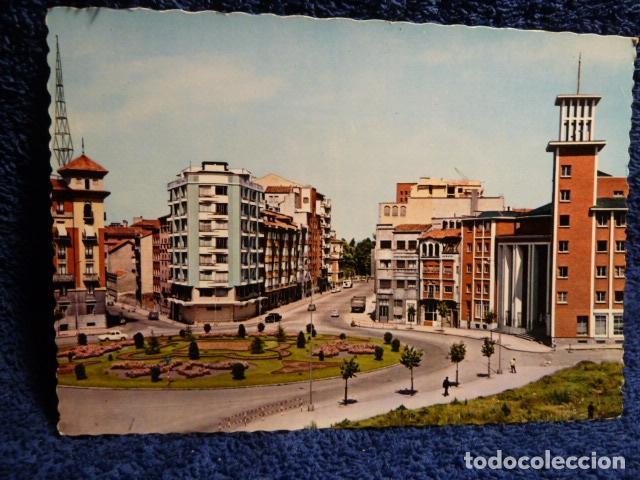 OVIEDO PLAZA DE AMERICA (Postales - España - Asturias Moderna (desde 1.940))