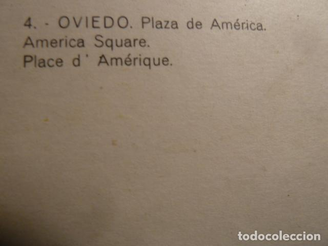 Postales: OVIEDO PLAZA DE AMERICA - Foto 2 - 139252282
