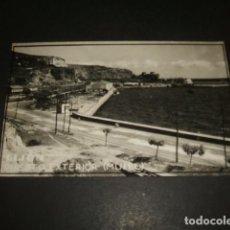 Postales: GIJON ASTURIAS PUERTO EXTERIOR MUSEL POSTAL FOTOGRAFICA . Lote 140511450
