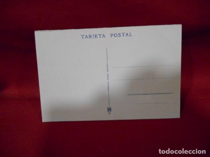 Postales: ANTIGUA POSTAL - COVADONGA - PARQUE NACIONAL CAMINO DEL LAGO ENOL - SIN CIRCULAR - - Foto 2 - 142086362