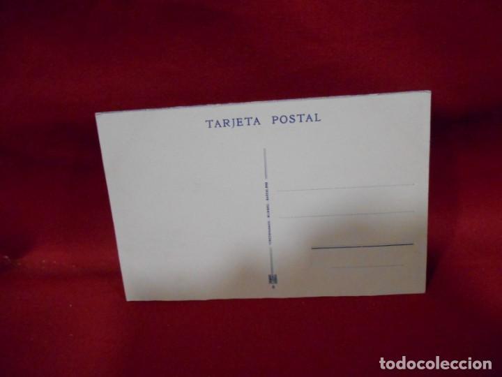 Postales: ANTIGUA POSTAL - COVADONGA - LA BASILICA DESDE LA SANTA CUEVA - SIN CIRCULAR - - Foto 2 - 142087626
