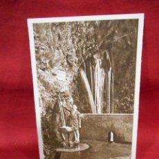 Postales: ANTIGUA POSTAL - COVADONGA - LA FUENTE DEL MATRIMONIO - SIN CIRCULAR -. Lote 142087822