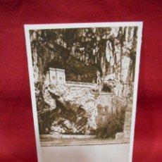 Postales: ANTIGUA POSTAL - COVADONGA - EL CAMARIN DE LA VIRGEN - SIN CIRCULAR -. Lote 142089086