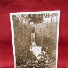 Postales: ANTIGUA POSTAL - COVADONGA - LAS CASCADAS - SIN CIRCULAR -. Lote 142089958