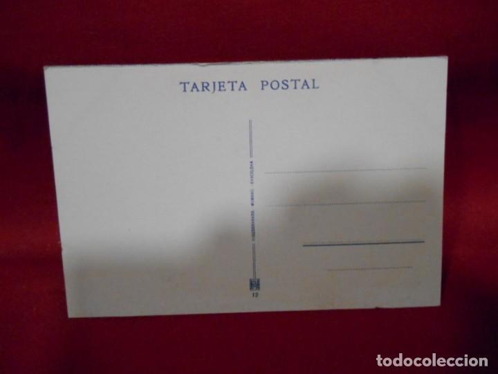 Postales: ANTIGUA POSTAL - COVADONGA - SEPULCRO DE DON PELAYO - SIN CIRCULAR - - Foto 2 - 142090754