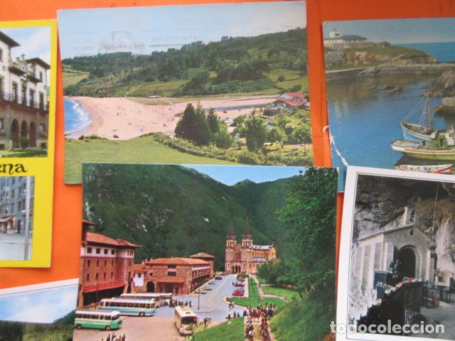 Postales: LOTE 64 CUDILLERO RIBADESELLA COVADONGA CANDAS COLUNGA TAPIA CASARIEGO CANGAS ONIS POLA LENA CASTROP - Foto 9 - 197423193
