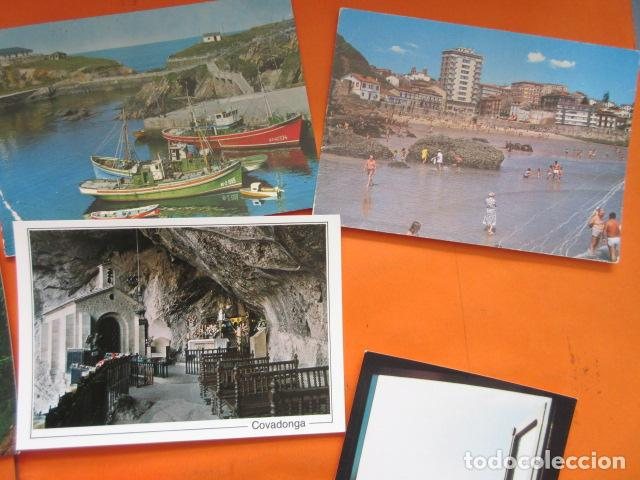 Postales: LOTE 64 CUDILLERO RIBADESELLA COVADONGA CANDAS COLUNGA TAPIA CASARIEGO CANGAS ONIS POLA LENA CASTROP - Foto 10 - 197423193