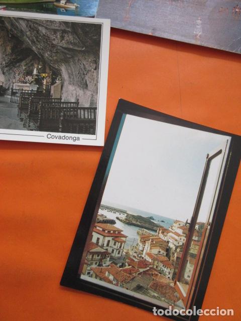 Postales: LOTE 64 CUDILLERO RIBADESELLA COVADONGA CANDAS COLUNGA TAPIA CASARIEGO CANGAS ONIS POLA LENA CASTROP - Foto 11 - 197423193