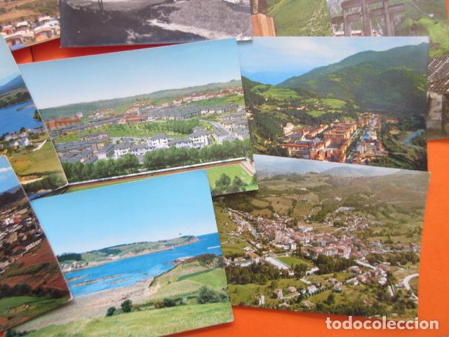 Postales: LOTE 64 CUDILLERO RIBADESELLA COVADONGA CANDAS COLUNGA TAPIA CASARIEGO CANGAS ONIS POLA LENA CASTROP - Foto 2 - 197423193