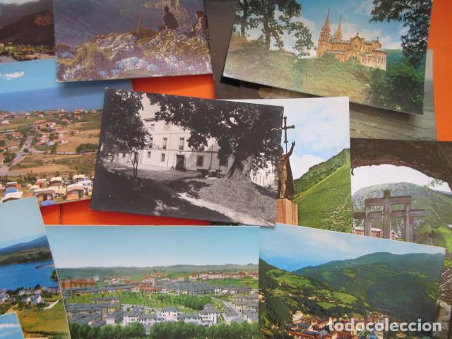 Postales: LOTE 64 CUDILLERO RIBADESELLA COVADONGA CANDAS COLUNGA TAPIA CASARIEGO CANGAS ONIS POLA LENA CASTROP - Foto 3 - 197423193