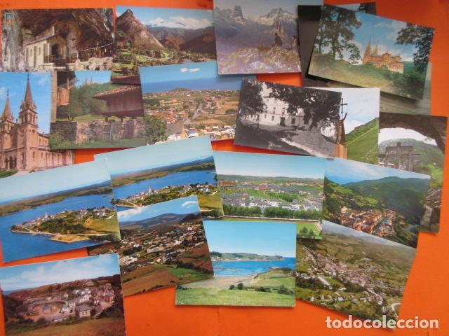 Postales: LOTE 64 CUDILLERO RIBADESELLA COVADONGA CANDAS COLUNGA TAPIA CASARIEGO CANGAS ONIS POLA LENA CASTROP - Foto 4 - 197423193