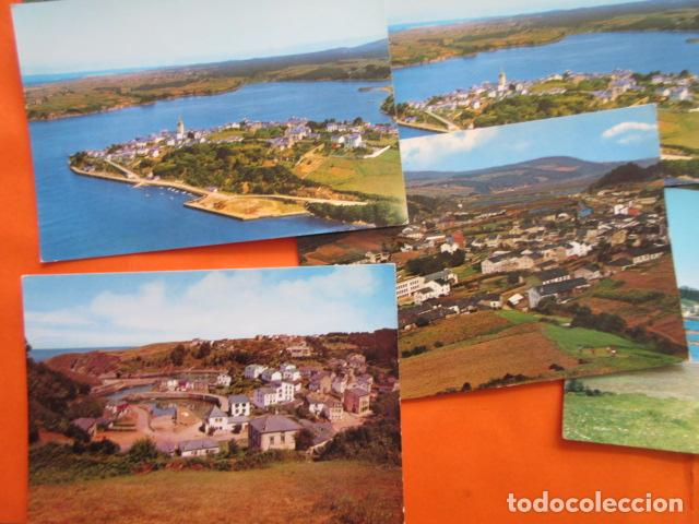Postales: LOTE 64 CUDILLERO RIBADESELLA COVADONGA CANDAS COLUNGA TAPIA CASARIEGO CANGAS ONIS POLA LENA CASTROP - Foto 5 - 197423193
