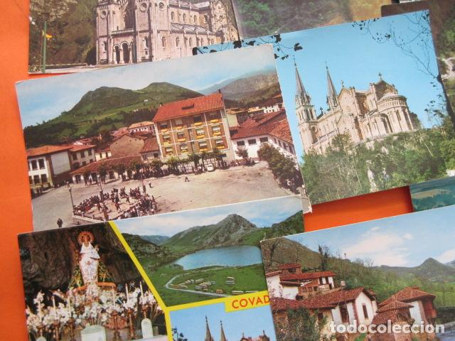 Postales: LOTE 64 CUDILLERO RIBADESELLA COVADONGA CANDAS COLUNGA TAPIA CASARIEGO CANGAS ONIS POLA LENA CASTROP - Foto 6 - 197423193