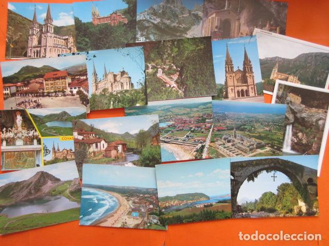 Postales: LOTE 64 CUDILLERO RIBADESELLA COVADONGA CANDAS COLUNGA TAPIA CASARIEGO CANGAS ONIS POLA LENA CASTROP - Foto 7 - 197423193