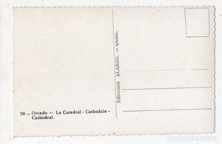 Postales: Oviedo. La Catedral. - Foto 2 - 143138550