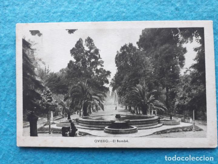 OVIEDO. EL BOMBÉ. (Postales - España - Asturias Antigua (hasta 1.939))