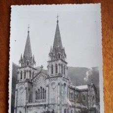 Postales: COVADONGA: ASTURIAS. SIN CIRCULAR. Lote 143711018