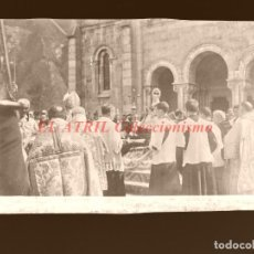 Postales: COVADONGA - CLICHE ORIGINAL - NEGATIVO EN CELULOIDE - AÑOS 1900-1920 - FOTOTIP. THOMAS, BARCELONA. Lote 144476298