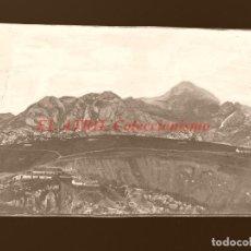 Postales: COVADONGA - CLICHE ORIGINAL - NEGATIVO EN CELULOIDE - AÑOS 1900-1920 - FOTOTIP. THOMAS, BARCELONA. Lote 144476482
