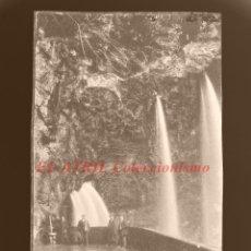 Postales: COVADONGA - CLICHE ORIGINAL - NEGATIVO EN CELULOIDE - AÑOS 1900-1920 - FOTOTIP. THOMAS, BARCELONA. Lote 144476578