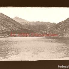 Postales: COVADONGA - CLICHE ORIGINAL - NEGATIVO EN CELULOIDE - AÑOS 1900-1920 - FOTOTIP. THOMAS, BARCELONA. Lote 144477030