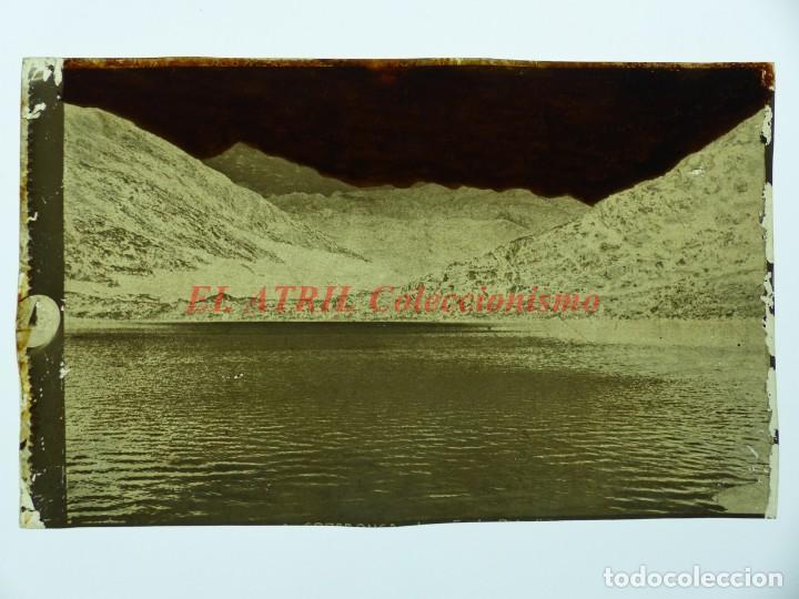 Postales: COVADONGA - CLICHE ORIGINAL - NEGATIVO EN CELULOIDE - AÑOS 1900-1920 - FOTOTIP. THOMAS, BARCELONA - Foto 2 - 144477030