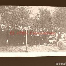 Postales: COVADONGA - CLICHE ORIGINAL - NEGATIVO EN CELULOIDE - AÑOS 1900-20 - FOTOTIP. THOMAS, BARCELONA. Lote 144477534