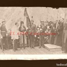 Postales: COVADONGA - CLICHE ORIGINAL - NEGATIVO EN CELULOIDE - AÑOS 1900-20 - FOTOTIP. THOMAS, BARCELONA. Lote 144477722