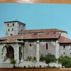 Cartoline: LLANES. ASTURIAS. IGLESIA PARROQUIAL. (ED. ALRDE Nº2).. Lote 144501350