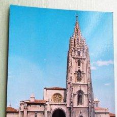 Cartes Postales: OVIEDO. 483 CATEDRAL. ED. ALVE. NUEVA. COLOR. Lote 144702457