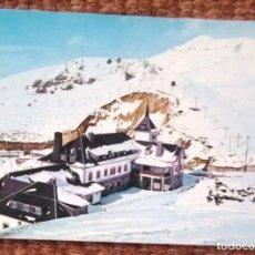 Postales: PUERTO DE PAJARES - PARADOR NACIONAL DE TURISMO. Lote 144939286