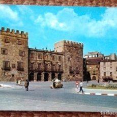 Postales: GIJON - PALACIO DE REVILLAGIGEDO. Lote 144942682