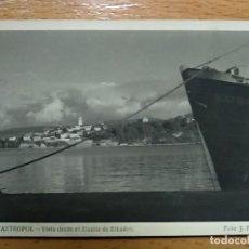 Cartes Postales: CASTROPOL.VISTA DESDE EL MUELLE DE RIBADEO. FOTO J.F.C. Lote 144984730