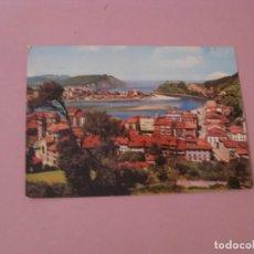 Postales: RIBADESELLA. VISTA GENERAL. ED. ALARDE. CIRCULADA 1974.. Lote 145069662
