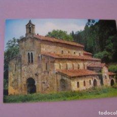Postales: VILLAVICIOSA. BASILICA DE SAN SALVADOR DE VALDEDIOS. ED. PARDO.. Lote 145124438